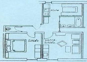ferienwohnung iii f r 2 bis 4 personen im haus biberkopf in lech am arlberg. Black Bedroom Furniture Sets. Home Design Ideas